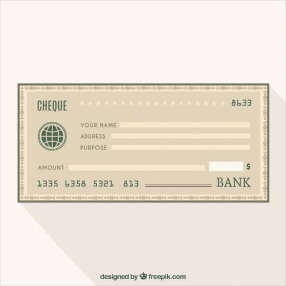 blank cheque bank free vector min