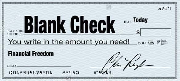 simple blank check for all purpose min
