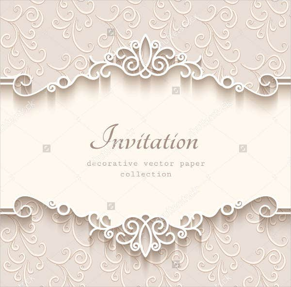 blank pocket wedding invitations