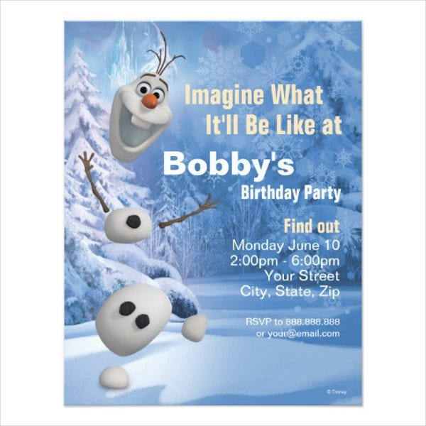 sample-frozen-birthday-invitation
