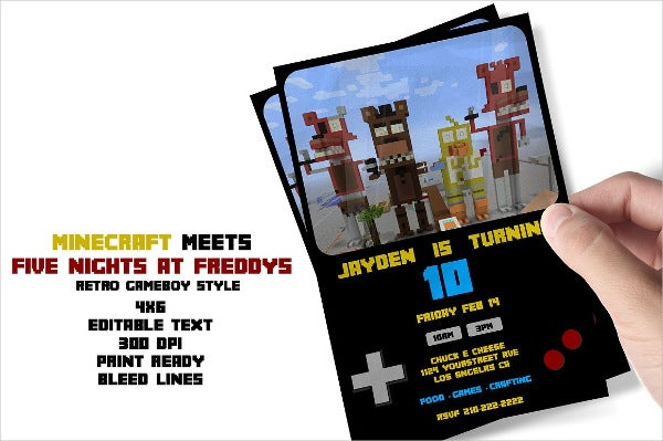 minecraft-birthday-party-invitation