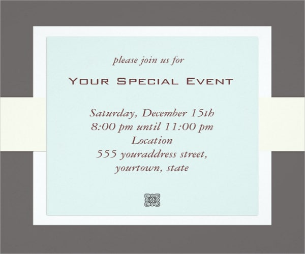 44 event invitation psd free premium templates. Black Bedroom Furniture Sets. Home Design Ideas
