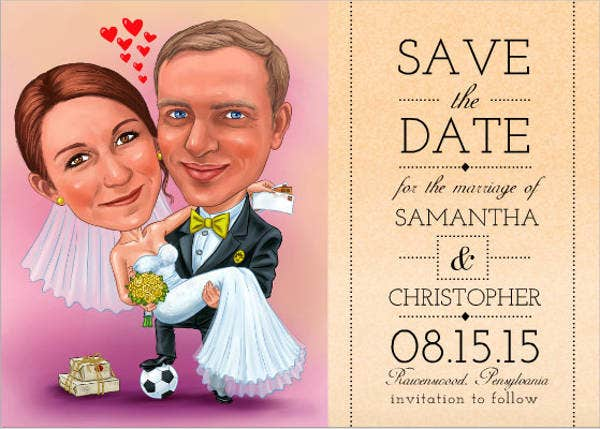 personalised funny wedding invitations