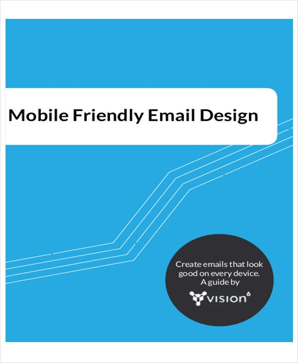 html email template for mobile