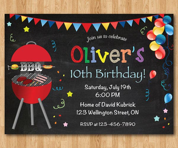 kids-birthday-dinner-invitation