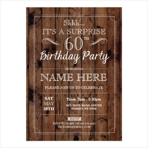 60th-surprise-birthday-invitation