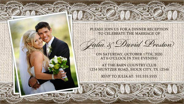 74 wedding invitations in psd