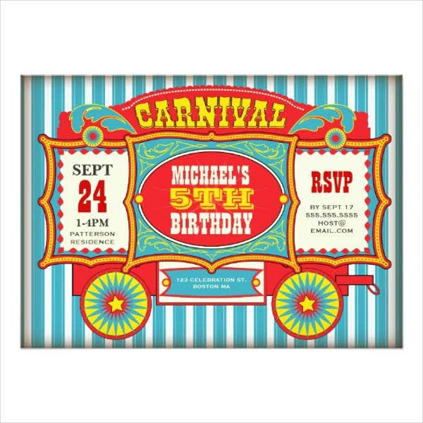 vintage-carnival-birthday-invitation