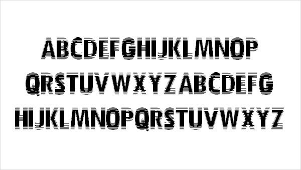 blur-alphabet-letters-font