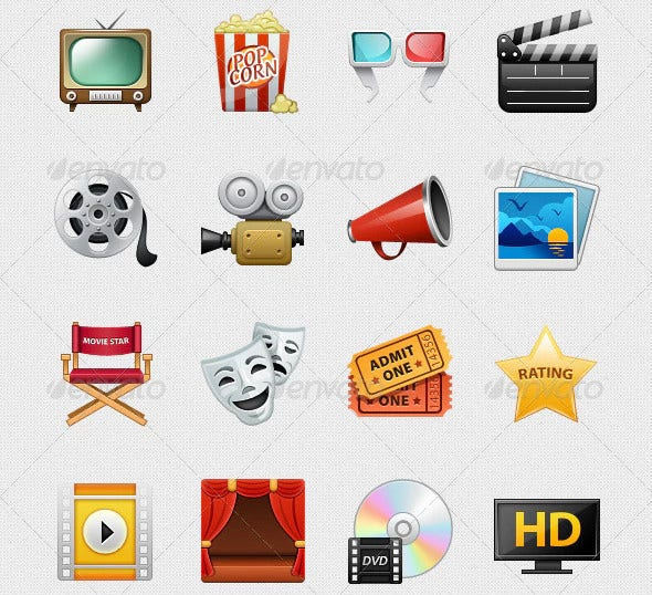 acting cinema icons