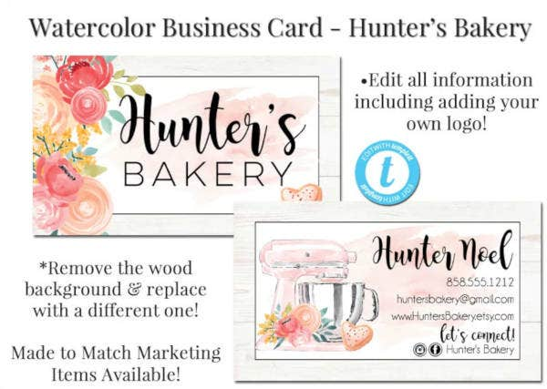 bakery-watercolor-business-card