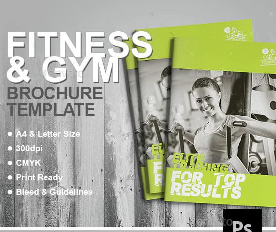 corporate fitness brochure1