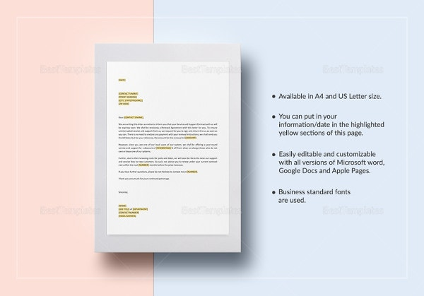 expiration-of-service-contract-template