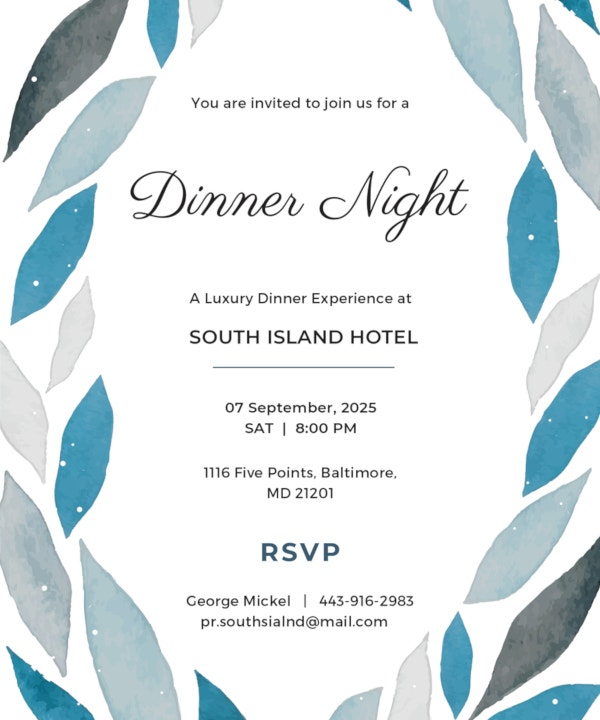 free-company-dinner-invitation-template