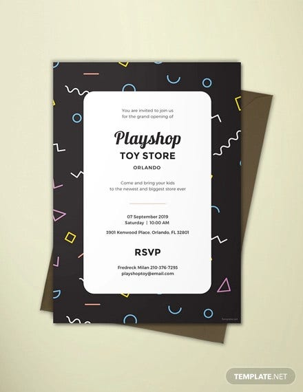 free event invitation template2