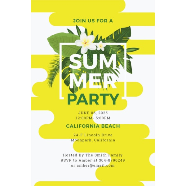 free-summer-party-invitation-template