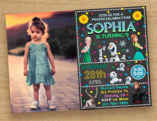 frozen-photo-party-invitation