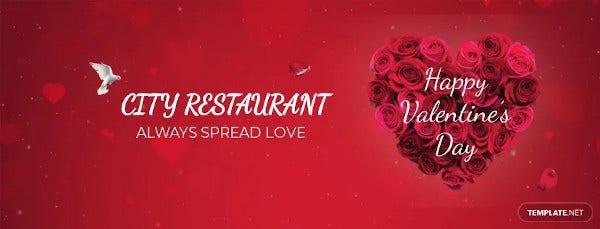 happy valentines day facebook cover1