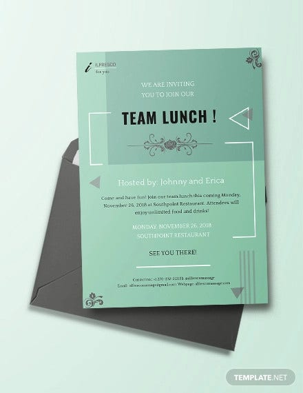Image Result For Brunch Lunch Party Invitation Templates Free