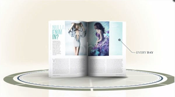 magazine pages after effects template2