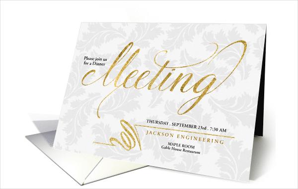 new business dinner invitation1