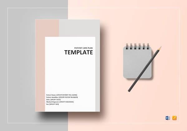 patient care plan template2