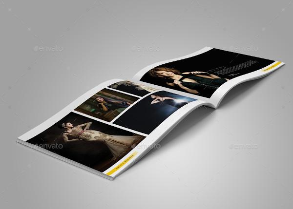 portfolio photo album template2