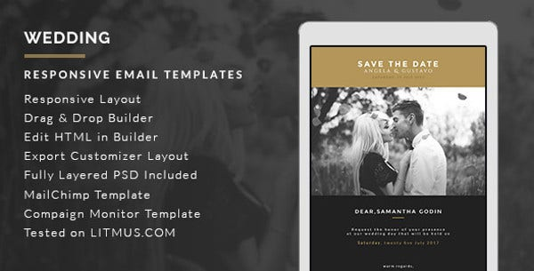 responsive-wedding-email-invitation