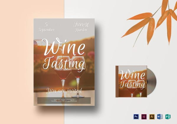 simple-wine-tasting-flyer-template