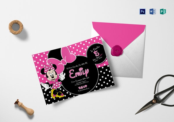 special-minnie-mouse-birthday-invitation-template