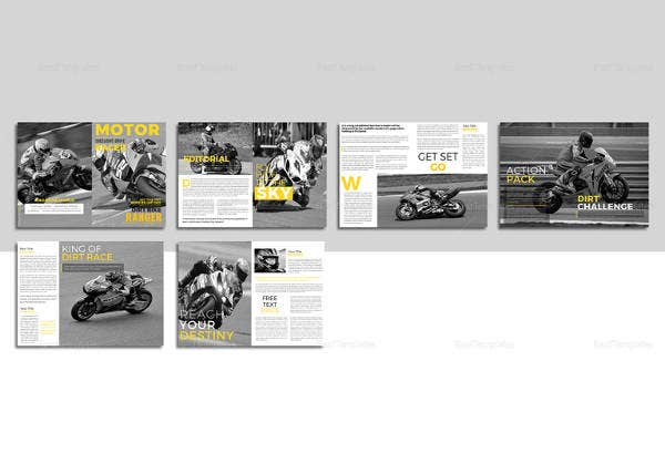 Magazine layout template 16 free psd vector eps png format sports magazine template in google docs pronofoot35fo Gallery