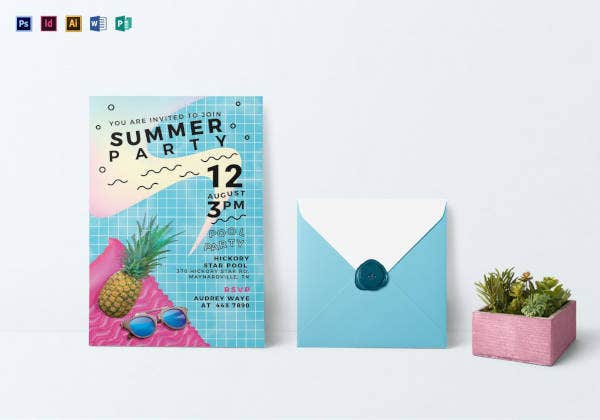 tropical-summer-party-invitation-template