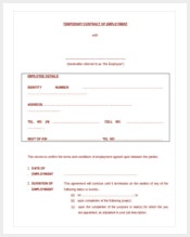 temporary-employment-contract-template
