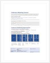 example-conference-marketing-contract-template