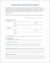 home-construction-contract-template