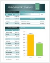 example-student-budget-template