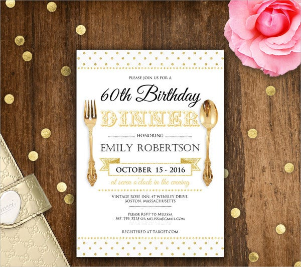 31  examples of birthday invitation designs