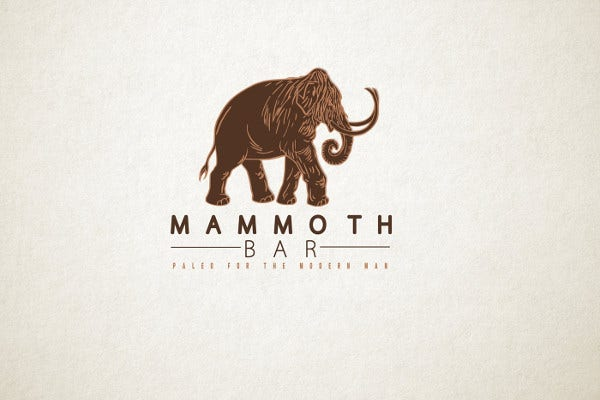 Free Bar Logo Template