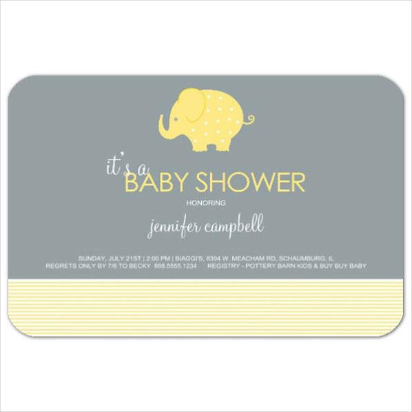 elephant-stripes-neutral-baby-shower-invitation