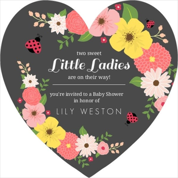 twin-lady-bug-baby-shower-invitation