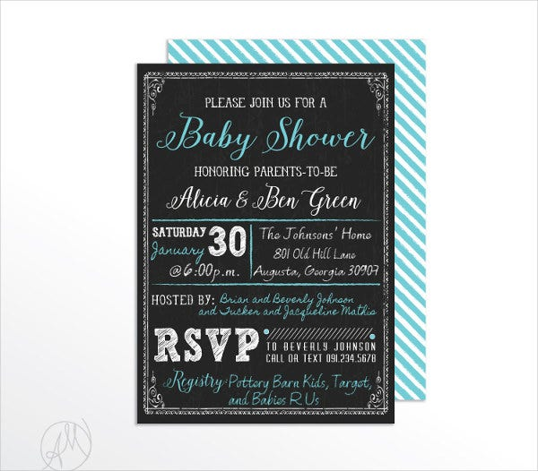 customized-couples-baby-shower-invitation