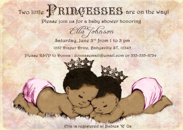 diy-princess-baby-shower-invitation