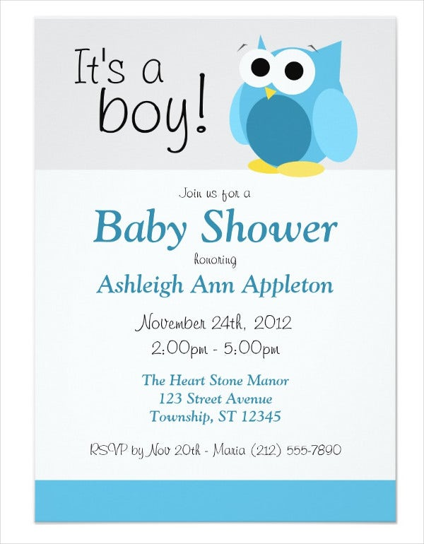 funny-owl-baby-shower-invitation