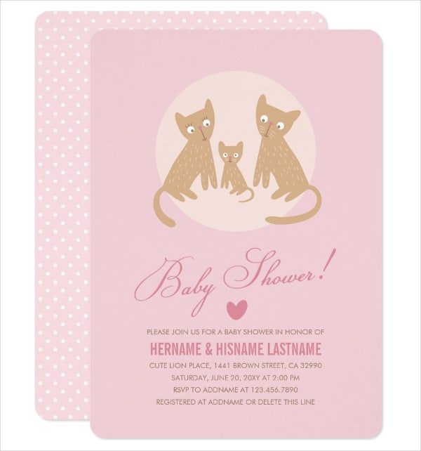 pink-colored-kitty-baby-shower-invitation