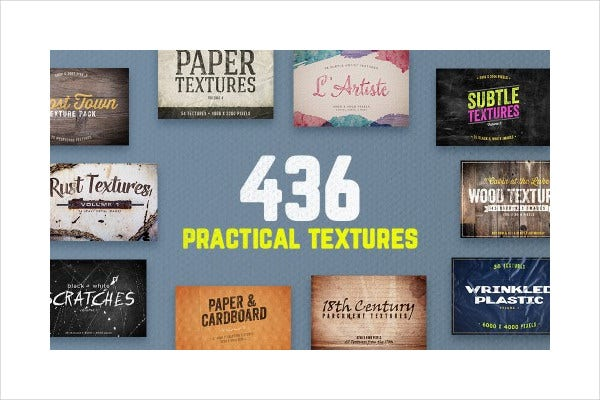 Practical Pack Textures