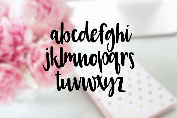Simple Free Font