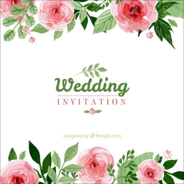 floral-wedding-invitation-templates