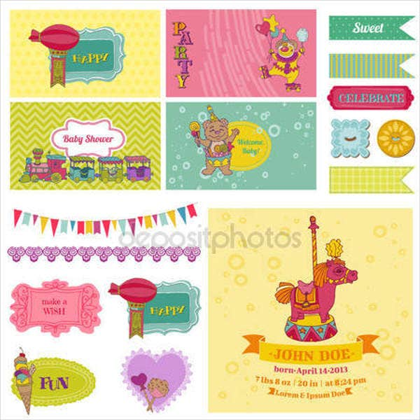vintage-circus-baby-shower-invitation