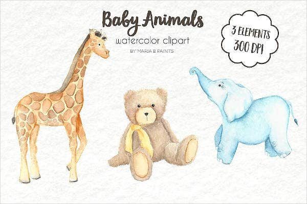 homemade giraffe baby shower invitation