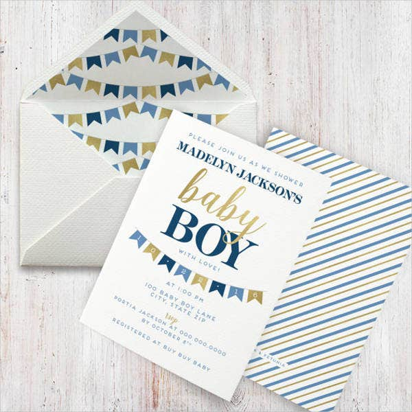 homemade-envelope-baby-shower-invitation